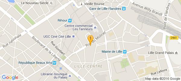 Radiologie rue du Molinel Lille …