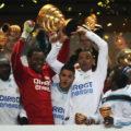 Le PSG a remporté 6 titres, les Girondins de Bordeaux 3 et l'OM 3 victoires